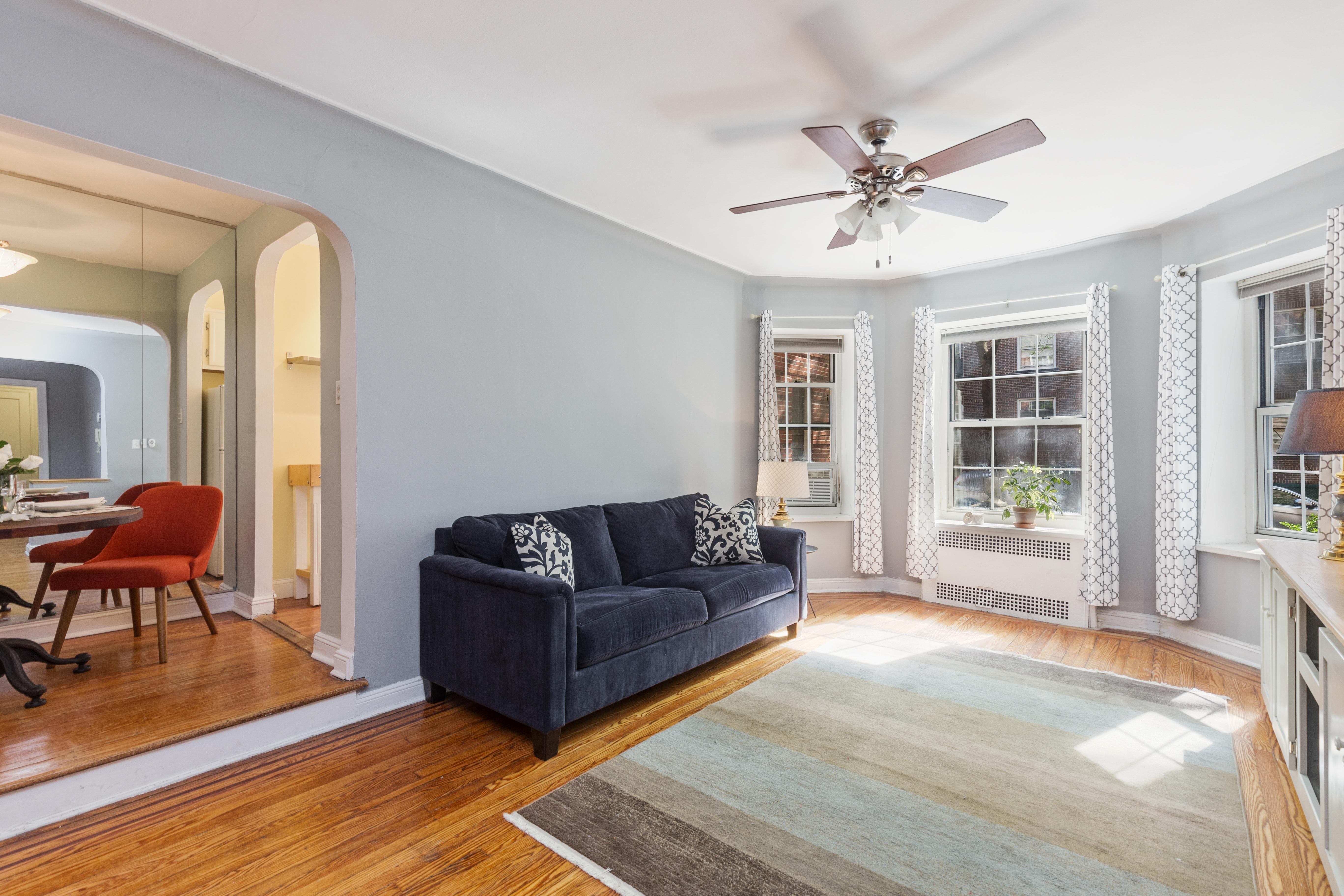 Living Room East Facing